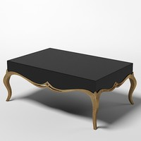christopher guy  exquisite coffee table 76-0001